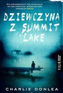 Okładka ksiązki - Dziewczyna z Summit Lake