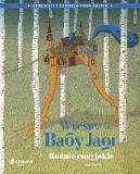 Okładka książki - W lesie Baby Jagi. Baśnie rosyjskie