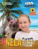 Okładka ksiązki - Nela na wyspie rajskich ptaków