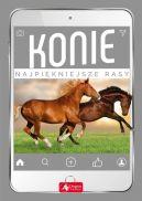 Okładka - Konie. Najpiękniejsze rasy