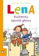 Okładka ksiązki - Lena. Kuchenny zawrót głowy