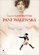 Okładka ksiązki - Pani Walewska