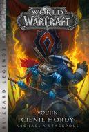 Okładka książki - World of Warcraft. Vol'jin. Cienie hordy