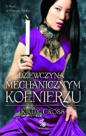 Okładka książki - Dziewczyna w mechanicznym kołnierzu