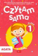 Okładka - Czytam sama, klasa 1 Agata