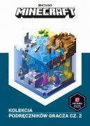 Okładka ksiązki - Minecraft. Kolekcja podręczników gracza cz. 2
