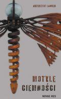 Okładka - Motyle ciemności