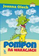 Okładka - Pompon na wakacjach