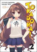 Okładka ksiązki - Toradora! 2