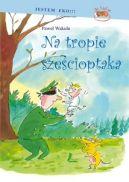 Okładka ksiązki - Na tropie sześcioptaka