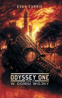 Okładka ksiązki - Odyssey One.  W ogniu wojny