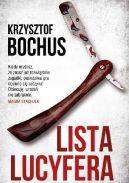 Okładka książki - Lista Lucyfera