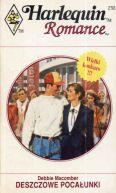 Okładka ksiązki - Deszczowe pocałunki