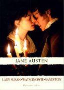 Okładka książki - Lady Susan. Watsonowie. Sanditon