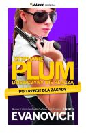 Okładka książki - Stephanie Plum. Dziewczyny nie płaczą. Po trzecie dla zasady