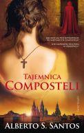 Okładka książki - Tajemnica Composteli