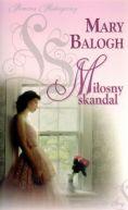 Okładka książki - Miłosny skandal