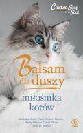 Okładka - Balsam dla duszy miłośnika kotów