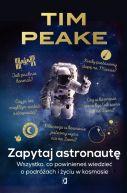 Okładka książki - Zapytaj astronautę