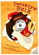 Okładka książki - Detektyw Bzik