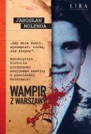 Okładka książki - Wampir z Warszawy