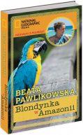 Okładka książki - Blondynka w Amazonii