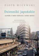Okładka ksiązki - Dzienniki japońskie. Zapiski z roku Królika i roku Konia