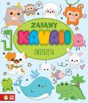 Okładka - Zabawy Kawaii. Zwierzęta