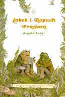 Okładka ksiązki - Żabek i Ropuch. Przyjaźń