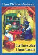 Okładka - Calineczka i inne baśnie