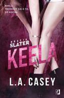 Okładka książki - Keela