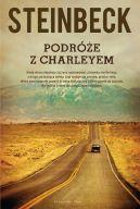 Okładka książki - Podróże z Charleyem. W poszukiwaniu Ameryki