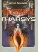 Okładka książki -  Delirium w Tharsys