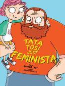 Okładka książki - Tata Tosi jest feministą