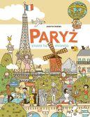 Okładka książki - Paryż - znam to miasto
