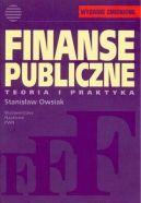 Okładka - Finanse publiczne - teoria i praktyka