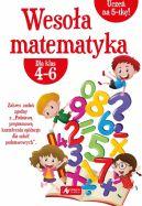 Okładka książki - Wesoła matematyka dla klas 4-6