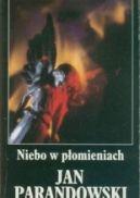 Okładka ksiązki - Niebo w płomieniach