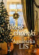 Okładka książki - Blask choinki