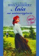 Okładka książki - Ania na uniwersytecie