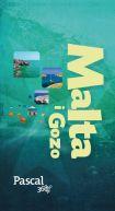 Okładka ksiązki - Malta i Gozo  - Pascal 360 stopni (2015)