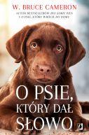 Okładka książki - O psie, który dał słowo