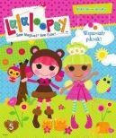Okładka ksiązki - Lalaloopsy (#5). Wspaniały piknik