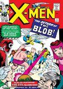 Okładka - Uncanny X-Men vol. 7