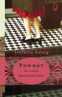 Okładka ksiązki - Powrót na aleję Rothschildów
