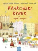 Okładka ksiązki - Krakowski Rynek dla chłopców i dziewczynek