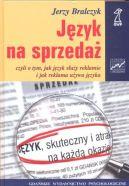 Okładka ksiązki - Język na sprzedaż