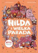 Okładka ksiązki - Hilda i Wielka Parada