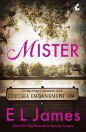 Okładka książki - Mister