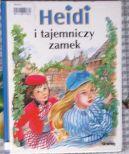 Okładka ksiązki - Heidi i tajemniczy zamek